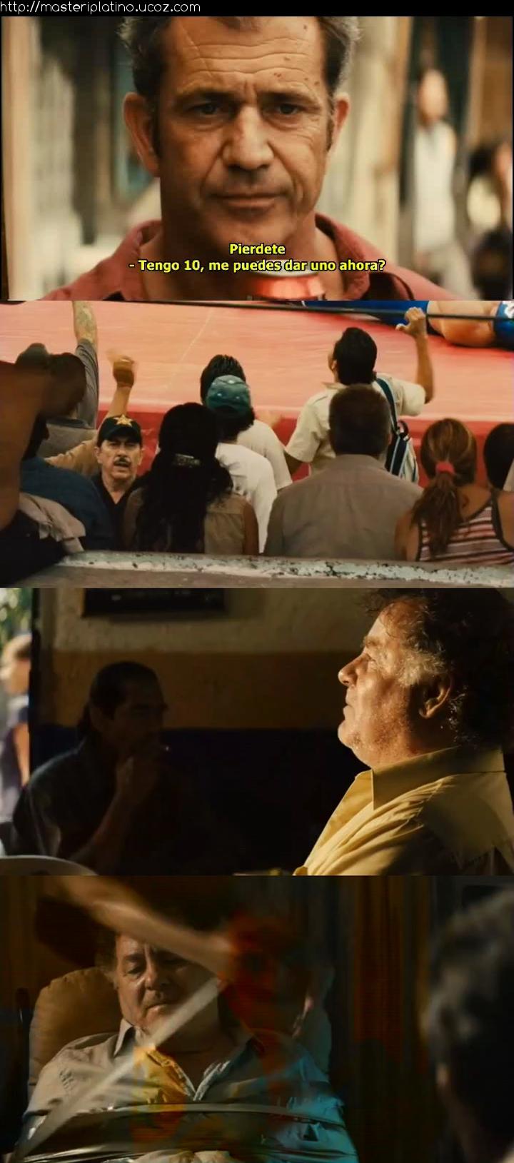 Atrapen al Gringo 2012 (HDTV) (Español Subtitulada) 1 link