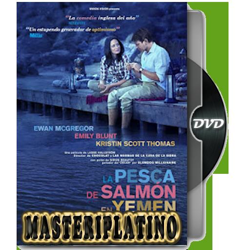 La Pesca del Salmón en Yemen 2011 (DVDSCR) (ESPAÑOL) 1 LINK